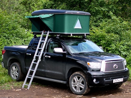 Bigfoot  Roof Top Tent Model 9055 : cartop tent - memphite.com