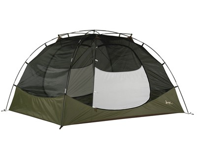 how to keep your tent dry in rain